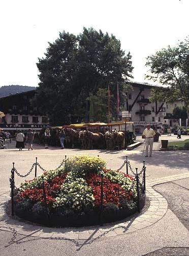 オーストリア・チロルの鉄道